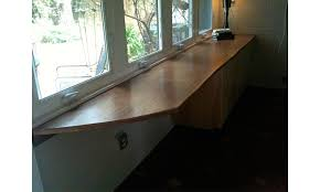 black walnut slab table top