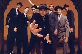 Big Bad Voodoo Daddy At The Ogle Center At Iu Southeast On