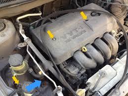Fixing a Broken Bolt of the Serpentine Belt Tensioner (Toyota Corolla)