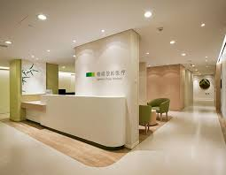 modern office reception. office reception design modern m