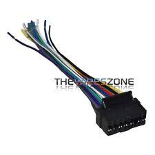 jvc wiring harness 16 pin wiring wire harness for select jvc car radio cd player stereo receiver