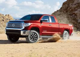On the Road - Toyota Tundra