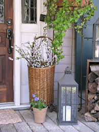 Diy Front Porch Decor Ideas simple small front porch decorating