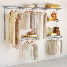 Closets Silver Wire Metal Rubbermaid Closet With Cool Shelves For
