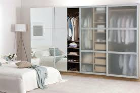 glass closet doors doors glass closet doors double closet doors reach in closet with half mirror