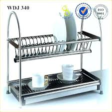hanging dish drying rack hanging dish drying rack kitchen commercial wall mounted dish drying rack