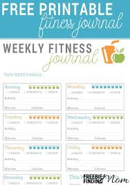 Health And Fitness Journal Magdalene Project Org