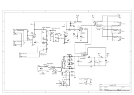 Guitar lifier circuit diagram with pcb layout luxury vht mods