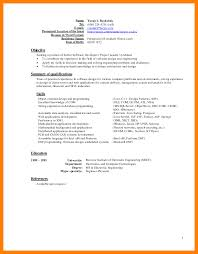 Generous Attach Resume In Pdf Or Word Ideas Entry Level Resume