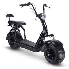 MotoTec Knockout <b>48v 1000w</b> Electric Scooter | UrbanScooters.com