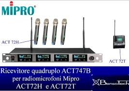 Mipro Act 707 Frequency Chart Mipro Act 747b