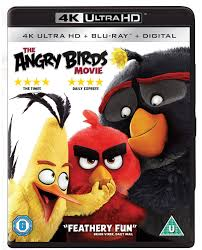 The Angry Birds Movie   4K Ultra HD Blu-ray   Free shipping over £20