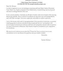 Data Entry Clerk Cover Letter Examples Clerical Application Letter
