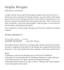 Resume Format Pdf Download Free Within Graphic Design Resume Samples