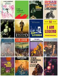 blah blah blah gay not just a movie review blog  book review i am legend by richard matheson 1954