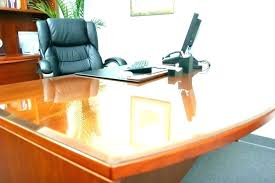 office desk table tops. Glass Desk Cover Office Top Covers Protector Table Tops