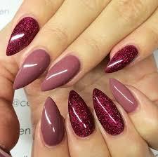 Gel Nails Designs Ideas autumn look gel nail design