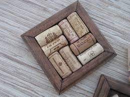 Crafts with Wine Corks - DIY Wood Coasters - reclaimed wood - reuse your  wine corks