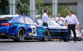 2018 ford nascar.  2018 2018 chevrolet camaro zl1 nascar race car intended ford nascar