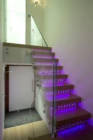staircase lighting led. staircase lighting ideas coloured light led lightingjpg