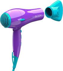 <b>Фен GA</b>.<b>MA Eleganza</b> Ion <b>Bloom</b>, GH1804, фиолетовый — купить в ...