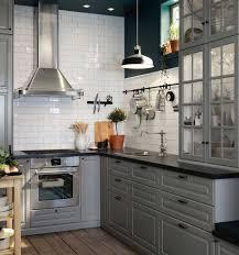 ikea kitchen lighting fixtures. Ikea Kitchen Light Fixtures Beautiful Kj¸kken Med Bodbyn Fronter I Gr¥ Of Lighting H