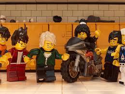 Review - The LEGO Ninjago Movie