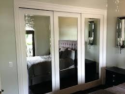 sliding glass closet doors tble sliding mirrored closet doors home depot