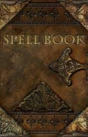 the ancient book of spells
