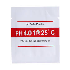 Ph Buffer Powder 20 Pcs Ph Buffer Solution Powder Ph For Test Meter