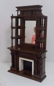 miniatures dollhouse furniture. miniature dollhouse furniture fireplace miniatures