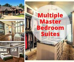 multiple master bedroom suites hot