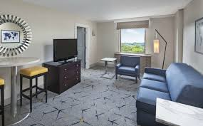 Silver Spring Accommodations  One Bedroom Suite Sheraton Silver - One bedroom suite