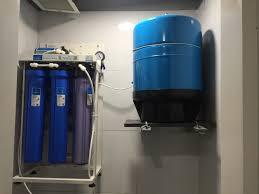 Máy lọc nước RO Karofi bán công nghiệp công suất 50 lít/h -