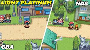 playing pokemon light platinum but on NDS Rom Hack - YouTube | Pokemon,  Youtube, Hình ảnh