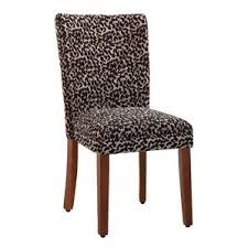 leopard print office chair. simple print leopard parsons chair set of 2 throughout print office e