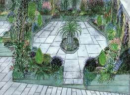 Small Picture Images of garden designs for small gardens