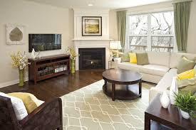 living room furniture arrangements. Furniture Placement In Small Living Room With Corner Fireplace Arrangements I