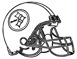 dallas cowboys coloring pages awesome football helmet steelers pittsburgh coloring page nfl of dallas cowboys coloring