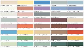 Spray Paint Color Chart Behr Spray Paint Newsonair Org