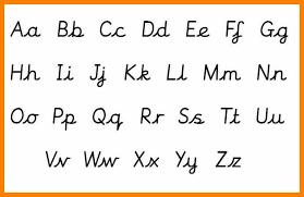 cursive handwriting capital cursive handwriting practice capital letters