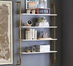 white wall mounted shelves efistu com