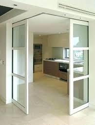 wonderful glass pocket door pocket door sliding door sliding glass pocket door images doors