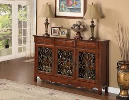 Image of: Narrow Entry Table With Drawers