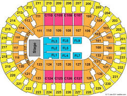 Expository Seating At Quicken Loans Arena Section 121