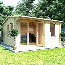 Shed Office Plans Prefab Large Size Of Backyard Fresh Home