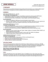 Best Ideas of Security Specialist Resume Sample With Layout