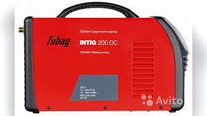<b>Сварочный инвертор fubag intig</b> 200DC+ купить в Челябинской ...