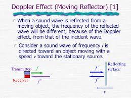 6 doppler effect