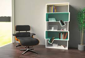 office bookshelves designs. Enchanting Creative Bookshelves Designs For Every House : Awesome Simple And Design Office S